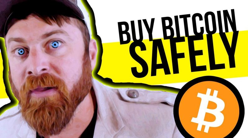 How to BUY BITCOIN SAFELY   STEP-BY-STEP GUIDE